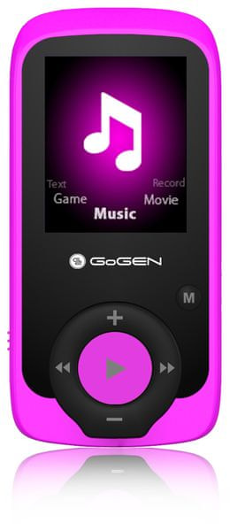 GoGEN MAXI MP3 / 4 GB (Pink)
