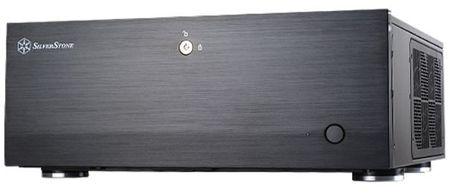 Silverstone ohišje Grandia SST-GD07B USB 3.0, brez napajalnika, črno