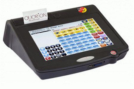 Quorion PC blagajna Optima QTouch10, 58 mm
