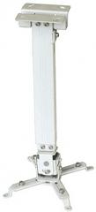 Reflecta Univerzalni stropni nosilec Tapa 430 - 650 mm, črn (23055)