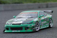 Yokomo Nissan Kei Office S15 Silvia Drift RC avto DPKOS15