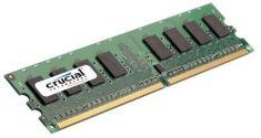 Crucial memorija (RAM) za računalnik DDR2 2GB 800 MHz
