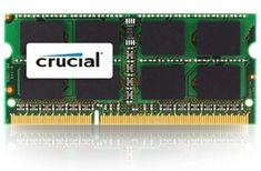 Crucial Pomnilnik (RAM) za prenosnik CT8G3S160BMCEU DDR3 (SO-DIMM) 1x 8 GB 1600MHz