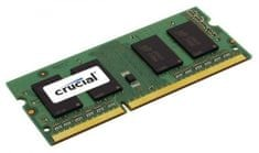 Crucial Pomnilnik (RAM) PC3-8500 DDR3 (SO-DIMM) 2 GB 1066 MHz (CT2G3S1067MCEU)