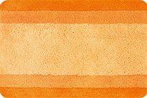 Spirella Tepih Balance, oranžen, 55 x 65 cm