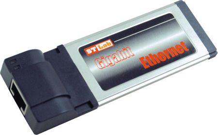 ST Lab Razširitvena kartica ST-Lab ExpressCard Giga C-342