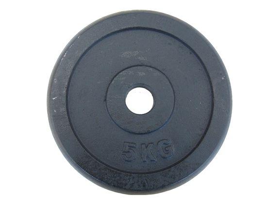 Fitmotiv Utež 5 kg, iz gusa