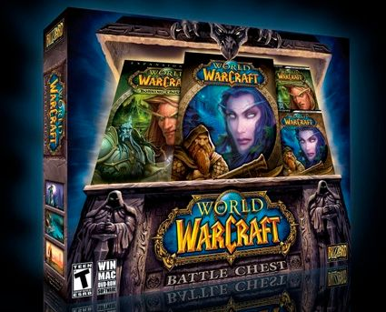 Blizzard Ent. World of Warcraft: Battlechest 3.0 (PC)