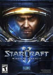 Blizzard Ent. StarCraft II: Wings of Liberty (PC)