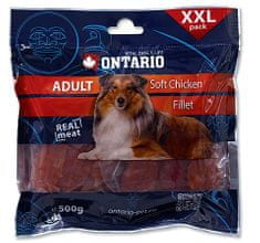 Ontario Snack Soft Csirkés jutalomfalat, 500 g