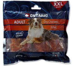 Ontario Snack Dry Chicken Jerky 500g