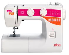 Elna šivalni stroj 1000 Sew Fun