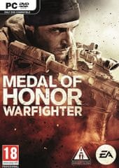EA Games Medal of Honor: Warfighter (PC)