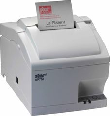 Star Matrični tiskalnik SP742D, bel, serijski, avtomatski rezalnik