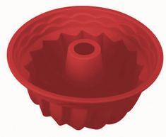 Tescoma Delícia 629224 Szilikon kuglóf sütőforma, 24 cm