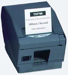 Star Termični tiskalnik TSP 743 MD (TSP 743IID-24 GRY)