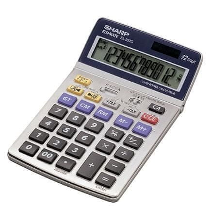 Sharp Kalkulator EL-337C