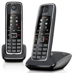 Gigaset Brezvrvični telefon C530 Duo