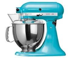 KitchenAid mešalnik Artisan KA5KSM150PSECL, Crystal blue