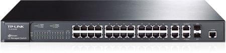 TP-Link Gigabitni switch TP-Link JetStream TL-SL5428E 24-portni