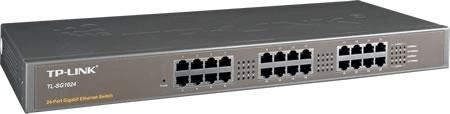 TP-Link Gigabitni switch TP-Link TL-SG1024 24-portni