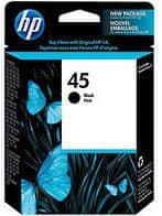 HP tinta 51645AE crna 42ml #45