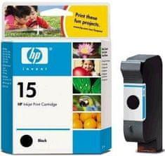 HP Kartuša C6615DE črna 25 ml #15