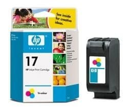 HP Kartuša C6625AE 15ml barvna 430 strani
