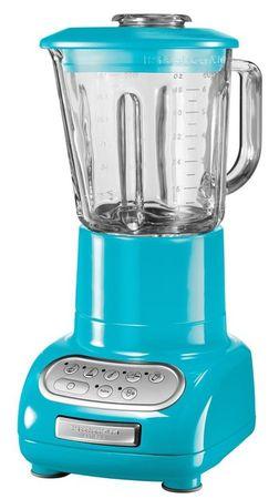 KitchenAid blender Artisan 5KSB5553BCL, Crystal Blue