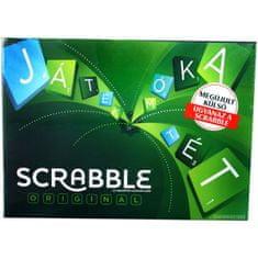 Mattel Scrabble Original társasjáték, új külsővel
