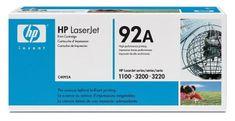 HP toner LaserJet 92A, črn, 2500 strani