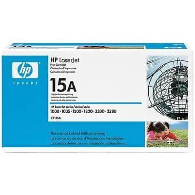 HP toner LaserJet 15A, črn, 2500 strani