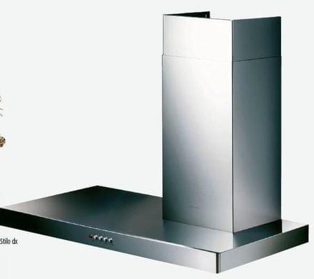 Faber kaminska kuhinjska napa Stilo DX 90, inox