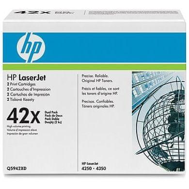 HP toner LaserJet Q5942A, 10.000 strani