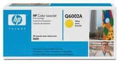 HP toner LaserJet Q6002A Yellow, 2000 strani