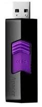 Apacer Prenosni USB disk AH332 16 GB, črno-vijoličen