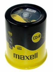 Maxell CD-R medij 700 MB XL 52x, 100 na osi