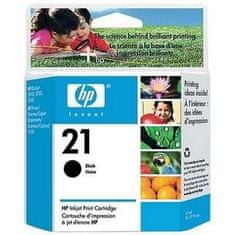 HP Kartuša C9351AE črna 5ml #21 150 strani