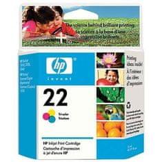 HP Kartuša C9352AE barvna 5ml #22