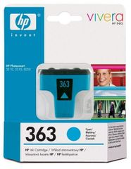 HP Kartuša C8771EE Cyan 4 ml #363