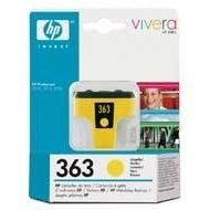 HP tinta C8773EE Yellow 4 ml #363