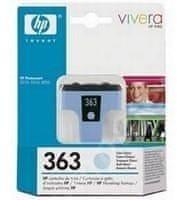 HP náplň č.363, světle azurová (C8774EE)