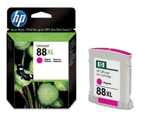 HP Kartuša C9392AE Magenta 17ml #88XL