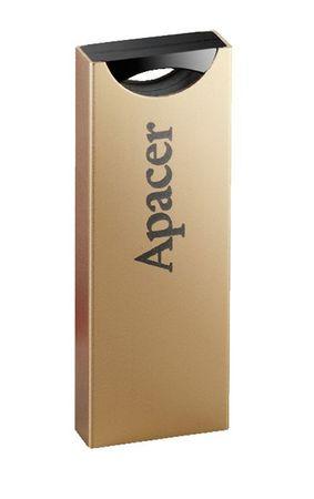 Apacer Prenosni USB disk AH133 16 GB, zlat