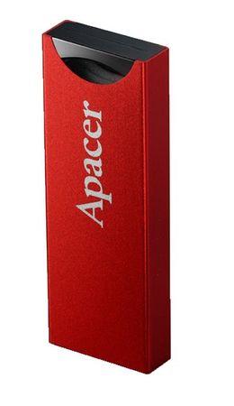 Apacer Prenosni USB disk AH133 32 GB, rdeč