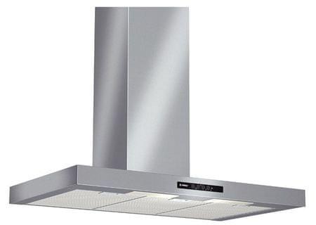 Bosch kaminska kuhinjska napa DWB09W652, nerjaveče jeklo
