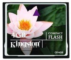 Kingston Compact Flash kartica CF/4GB 4G - Odprta embalaža
