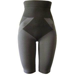 Lanaform Hlače za hujšanje, masažo in oblikovanje telesa Mass & Slim Siva S