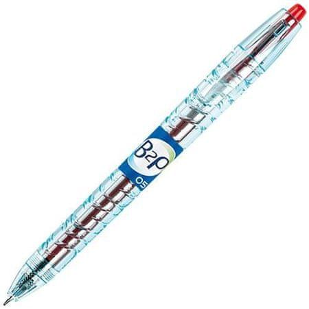 Pilot Gel pisalo BeGreen Bottle to pen Fine BL-B2P-5-BG 10 kom Rdeča