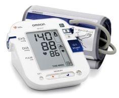Omron Nadlaktni merilnik krvnega tlaka in srčnega utripa M10 IT